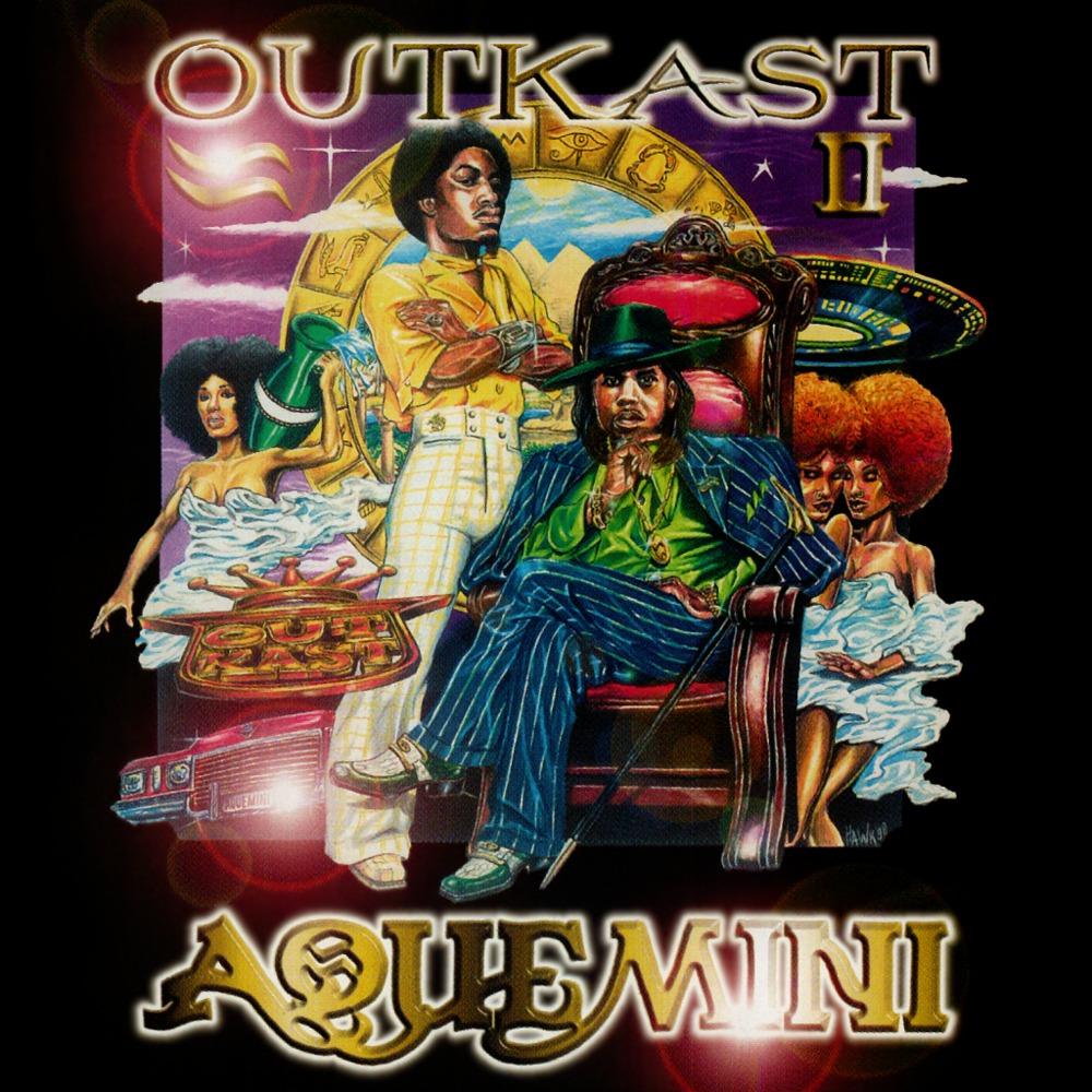 My Favorite Albums: OutKast's Aquemini